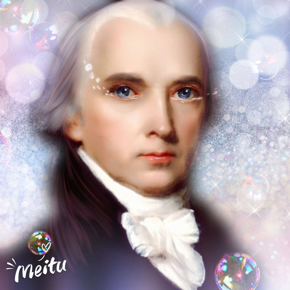 James Madison, 4th President