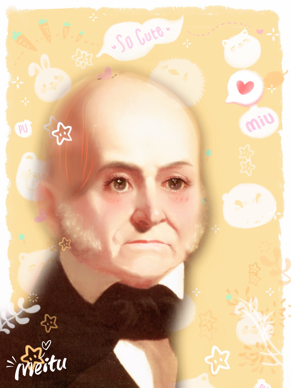 John Quincy Adams, 6th President