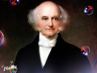 Martin Van Buren, 8th President