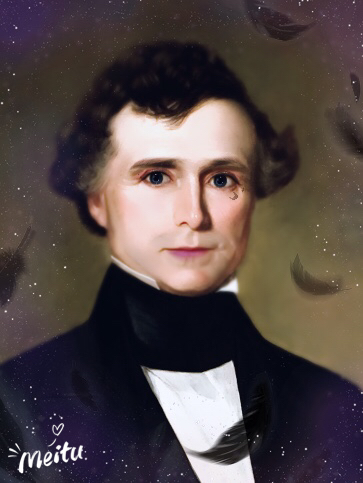 Franklin Pierce, 14th President