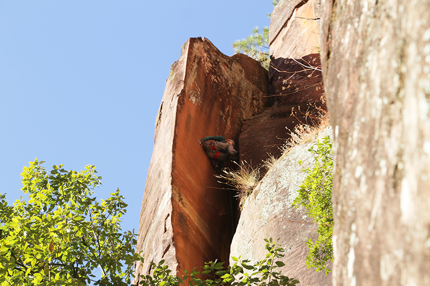 Ryder Stroud on the  Clam Digger Direct  (5.11)