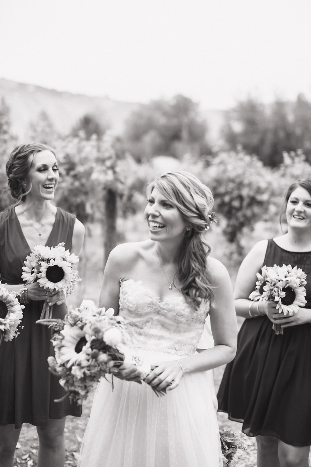 Colorado Vineyard Wedding 3 Leaf Floral