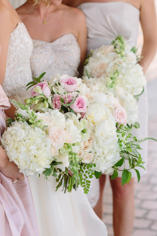 Lush Blush Bouquets 3 Leaf Floral