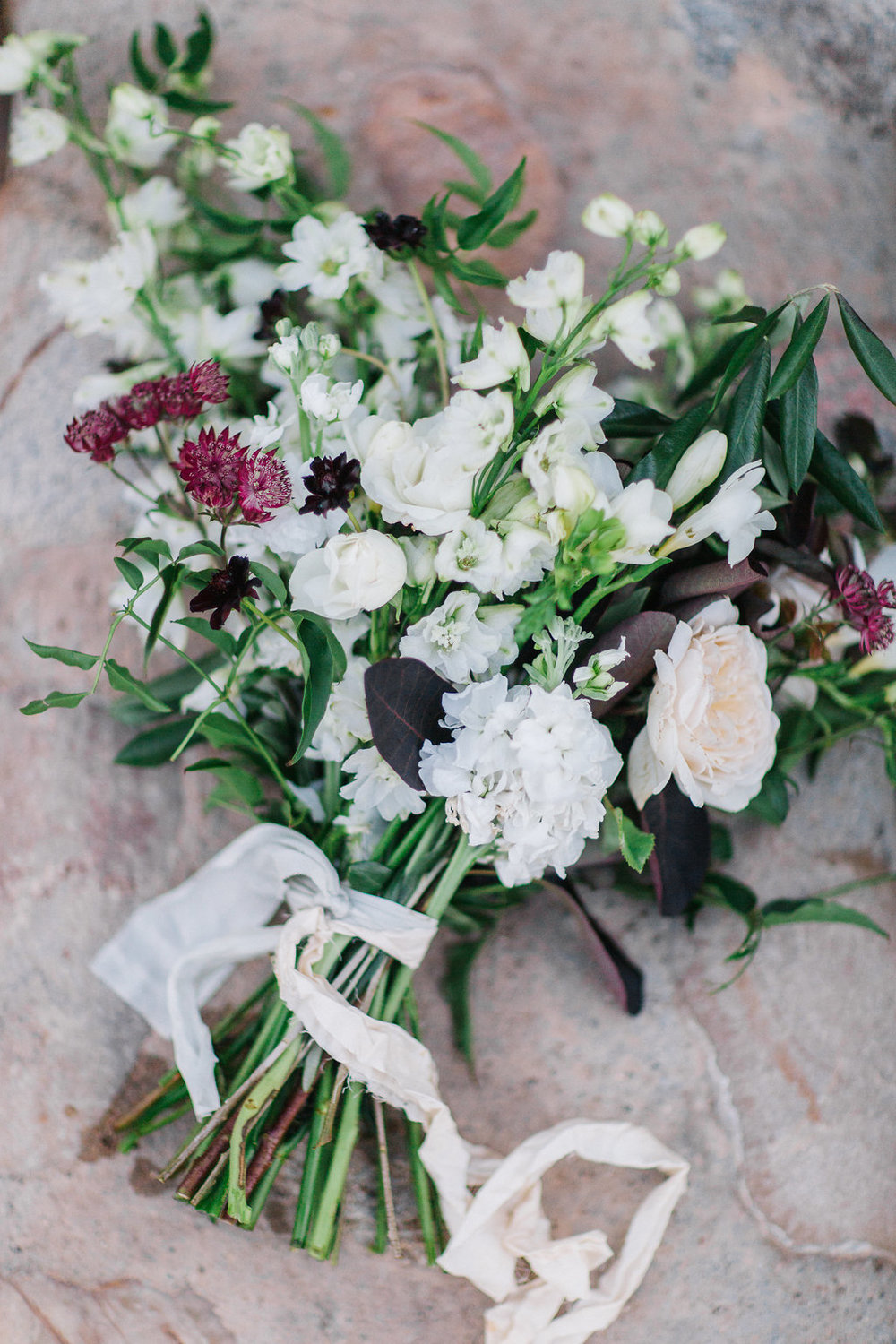 Wild Bouquet | 3 Leaf Floral | Colorado Wedding