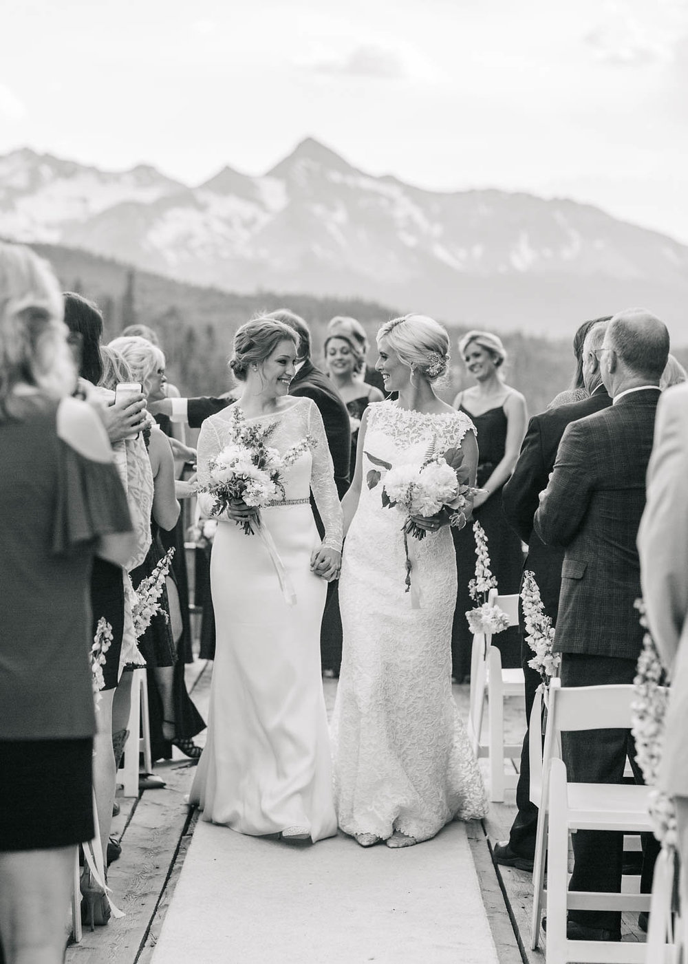 GLBT Wedding Couple