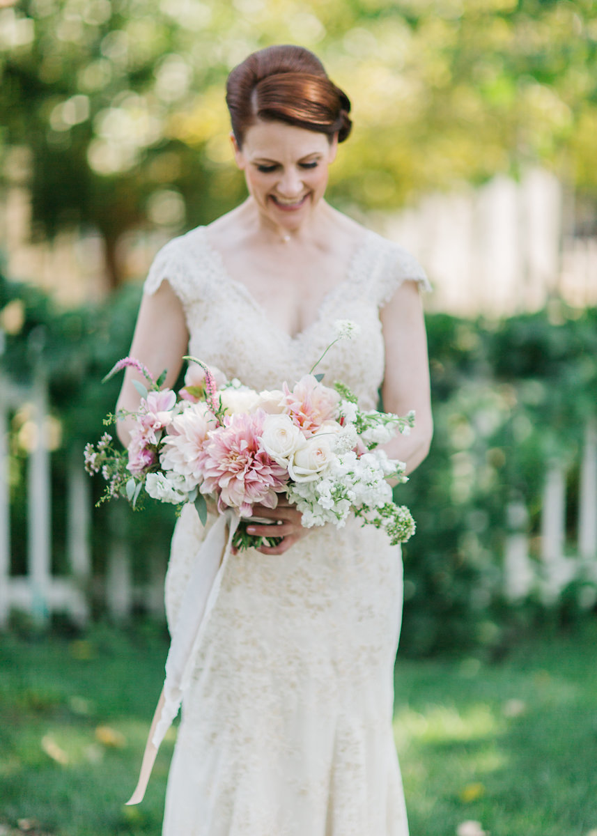 Colorado Wine Country Wedding 3 Leaf Floral