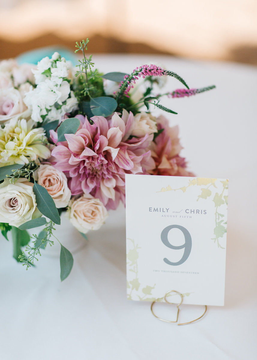 Colorado Wedding Stylist 3 Leaf Floral