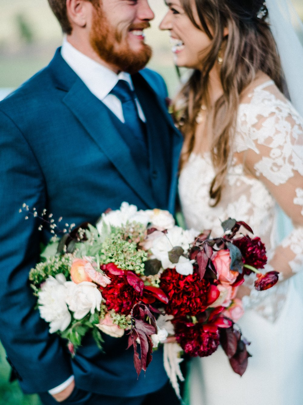 Telluride Wedding Florist | 3 Leaf Floral