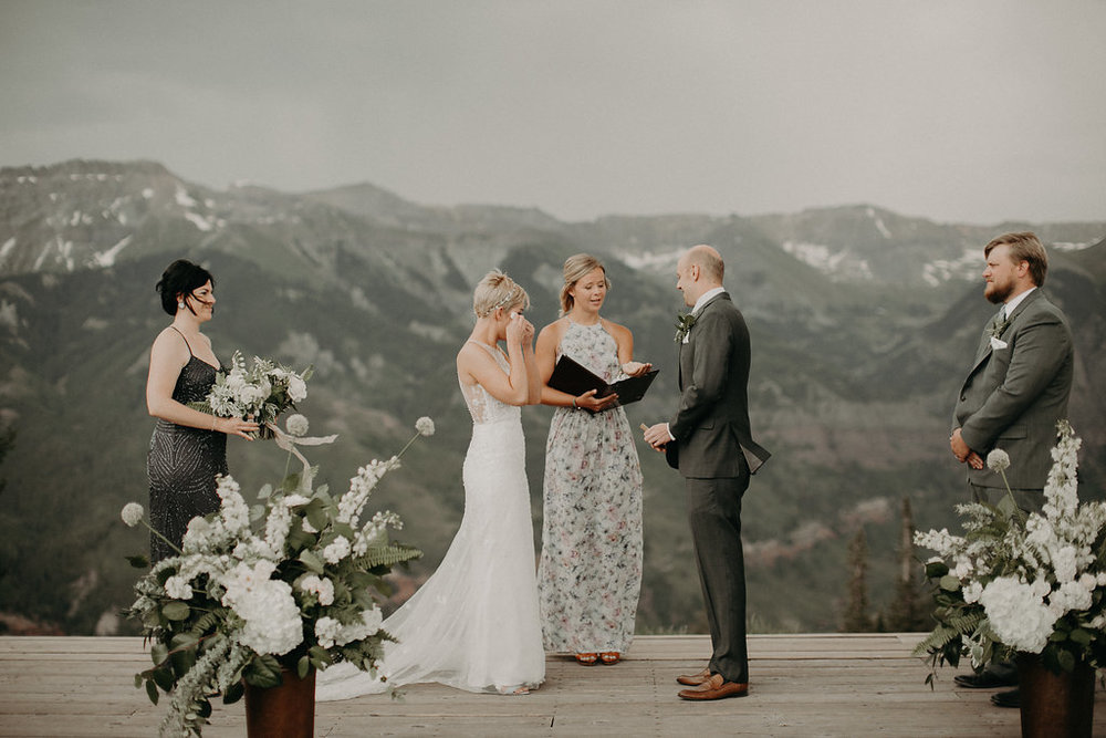 Springtime Wedding at San Sophia Overlook