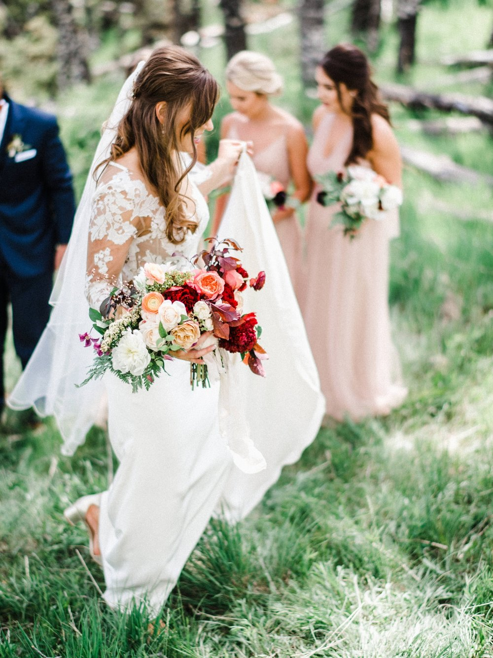 Telluride Wedding Flowers. Colorado Florist