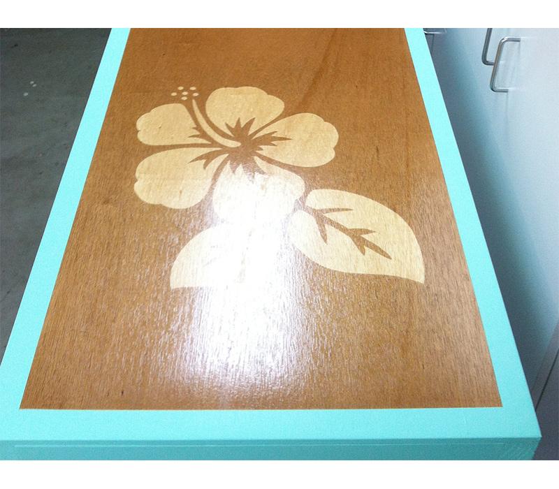 Diy Cornhole Boards Part 3 Paint Amp Clear Coats Central