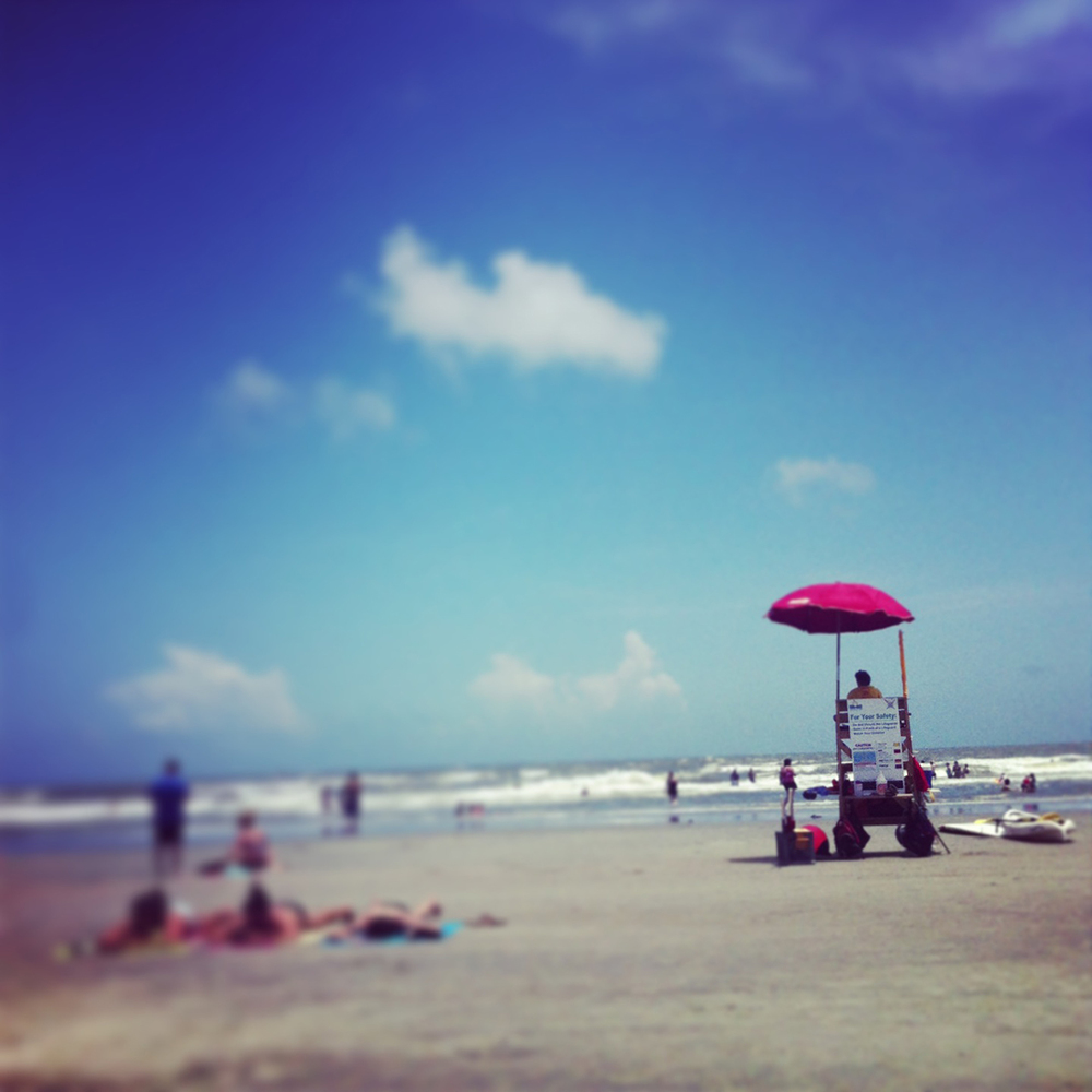 folly beach.