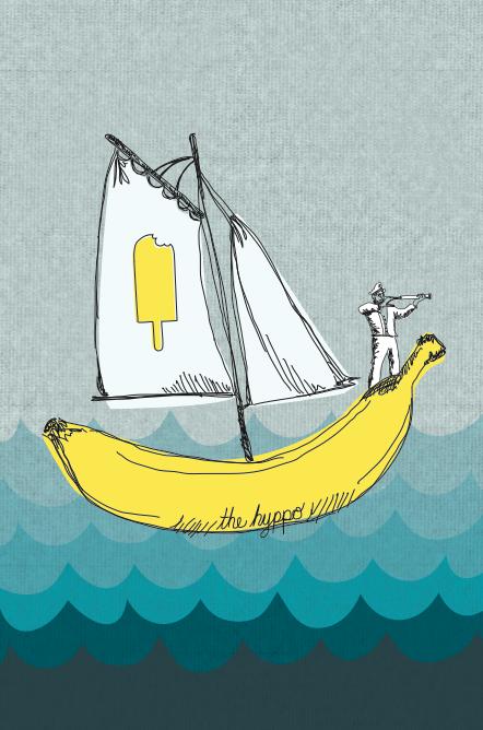 Hyppo Banana Boat