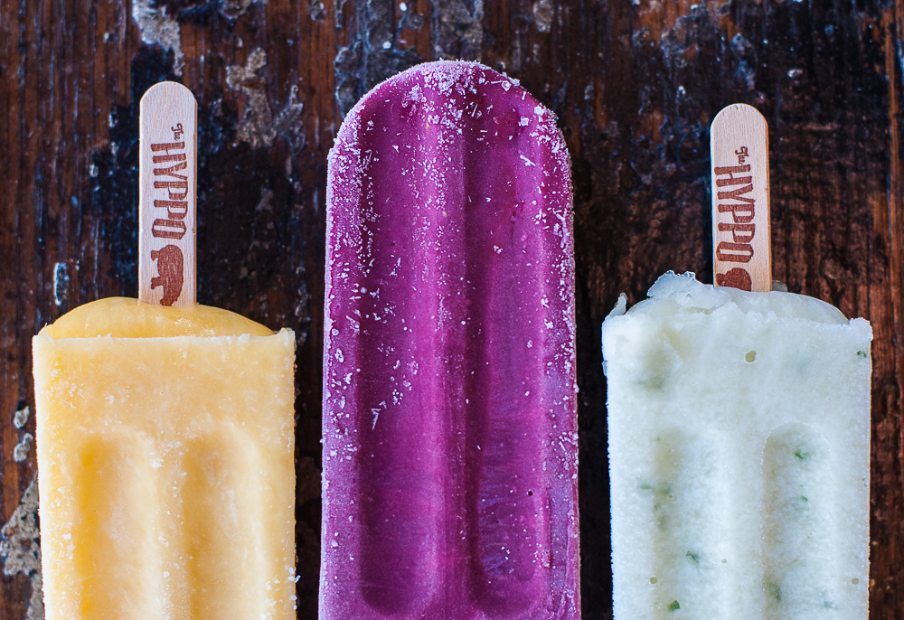 The Hyppo Gourmet Pops