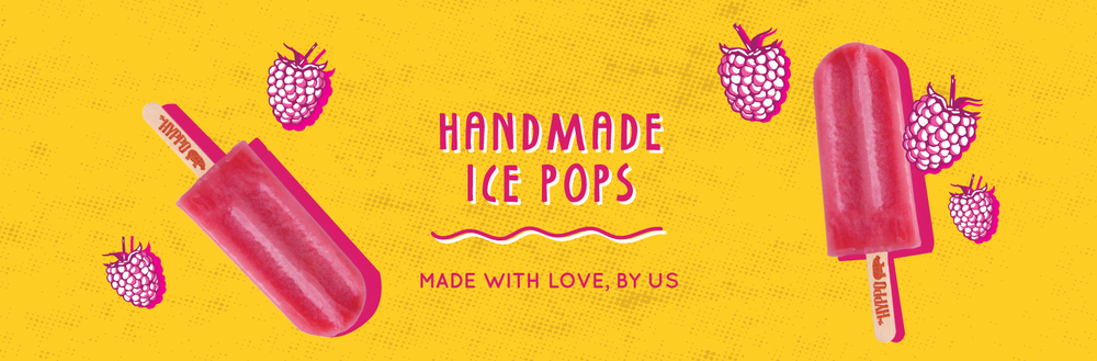 Handmade pops