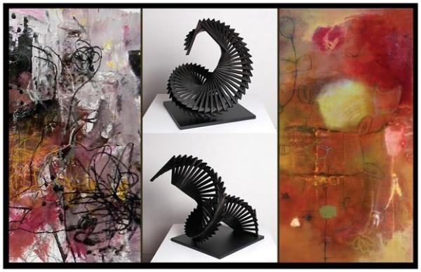 ABSTRACTION - Artetude Gallery, Asheville, NC