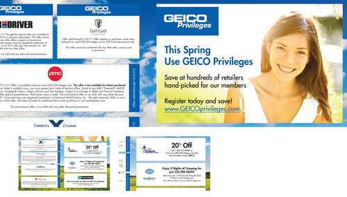 Geico privileges coupon