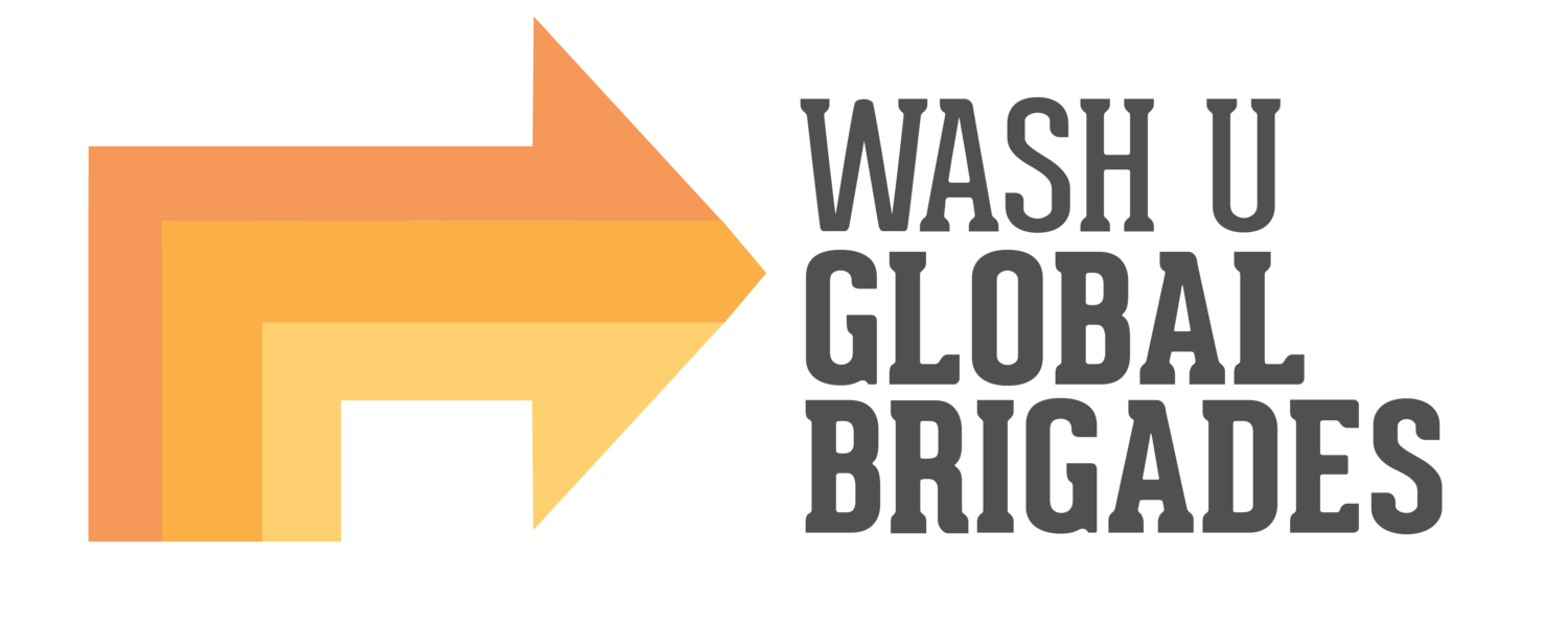 Wash U Global Brigades