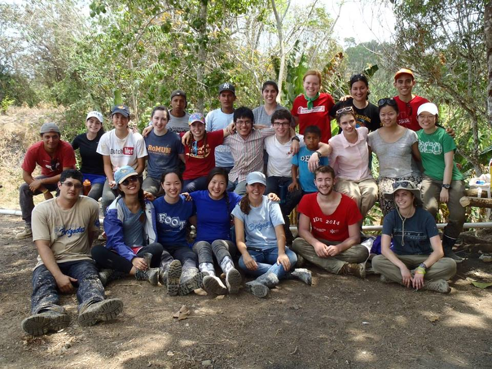 Environmental Brigade 2015