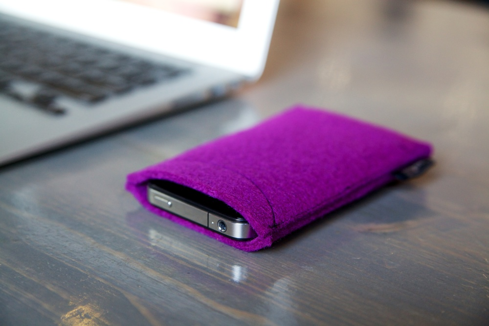 Classic iPhone sleeves