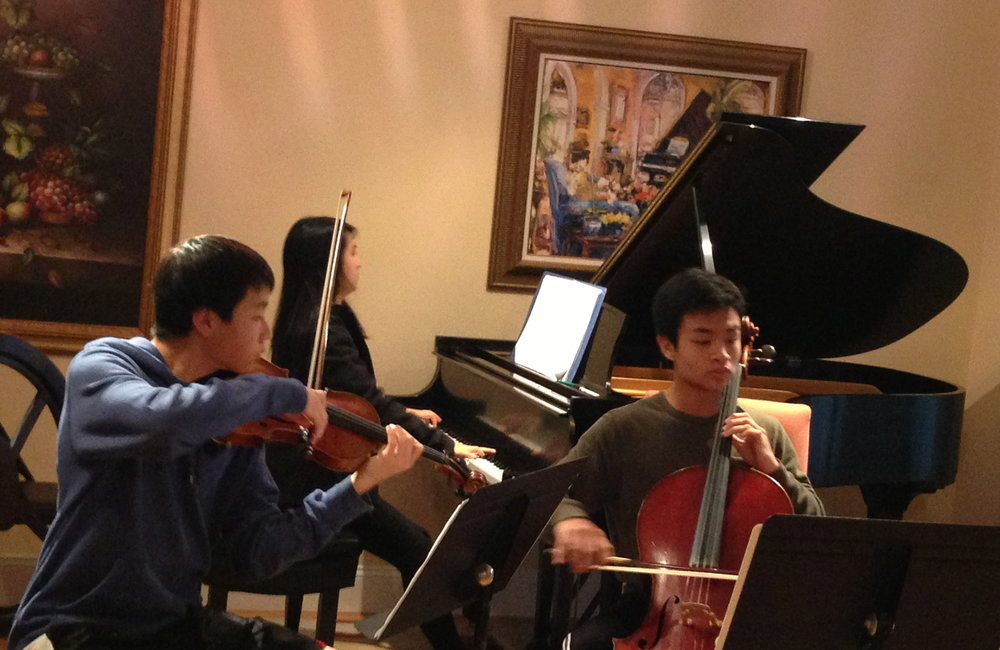 WANG-TAI-LEE TRIO
