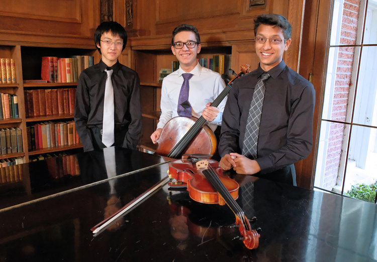 History — Young Chamber Musicians