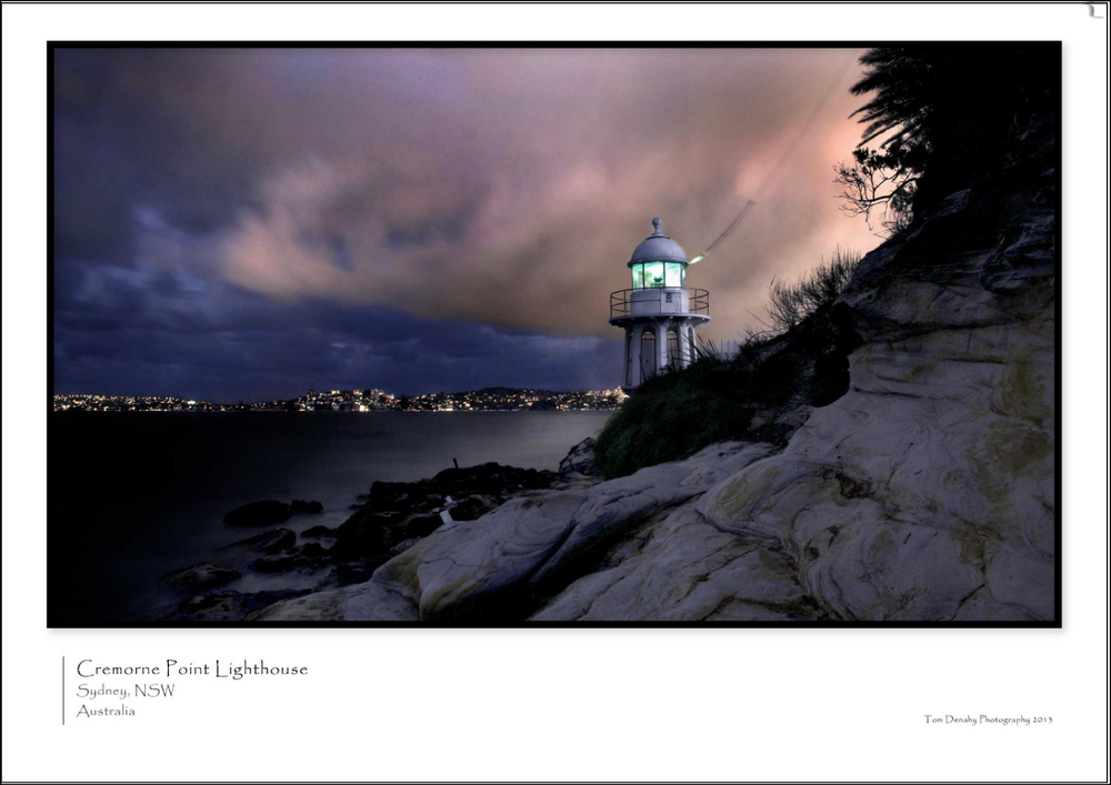 Cremorne Lighthouse CODE:TD051013011