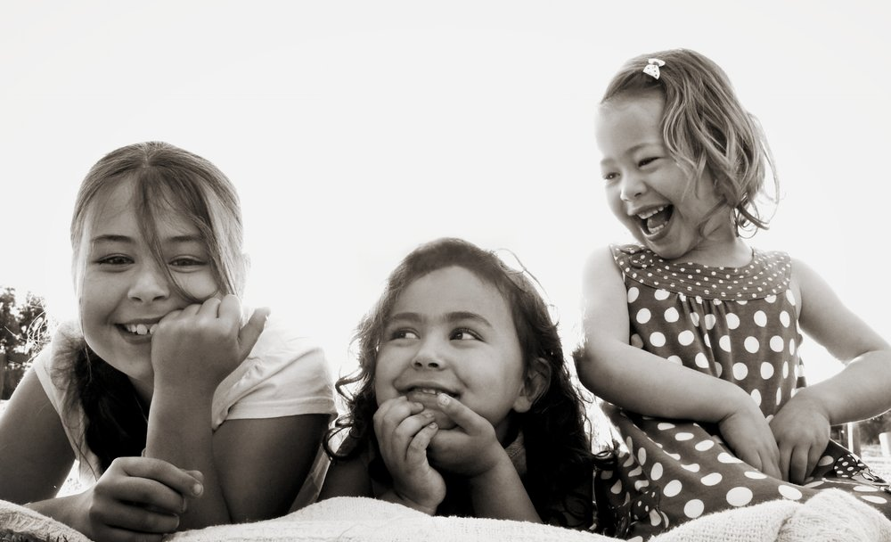 Emily, Alice and Grace BW.jpg