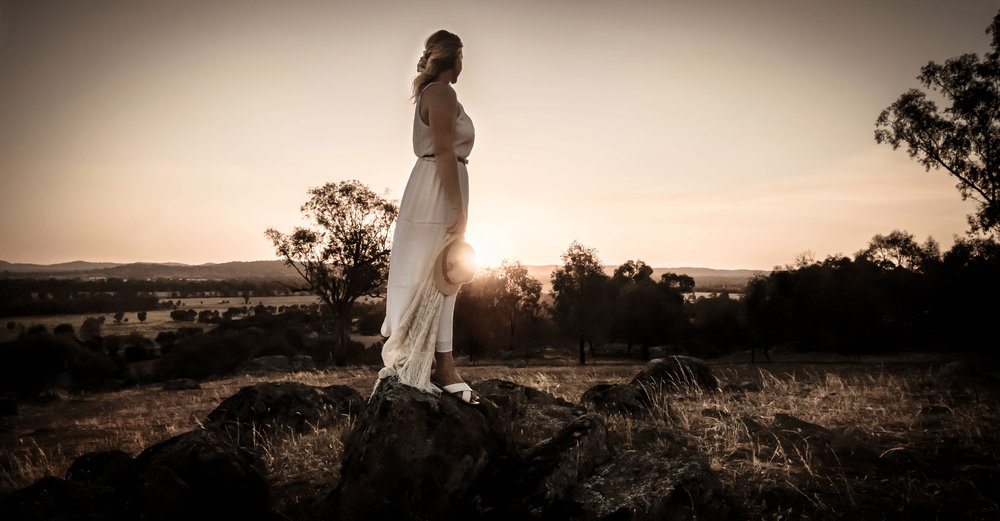 A Timeless Land  #rural_australia   #sunset_australia