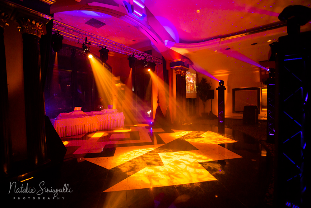 Lighting by  Encore Events   | Venue: Casa Larga