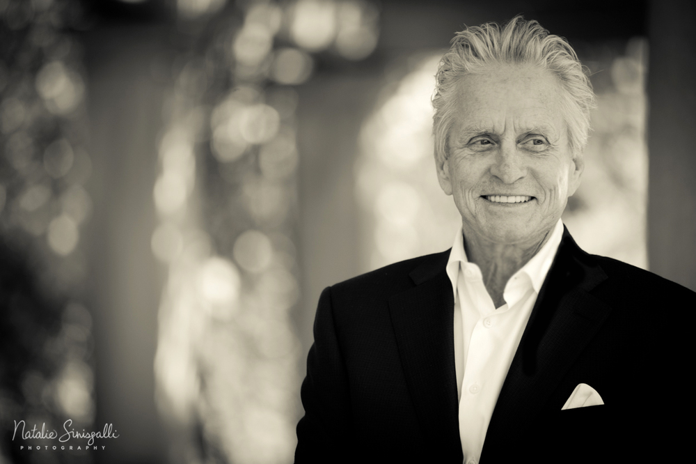 Michael Douglas: 69th George Eastman Award Winner