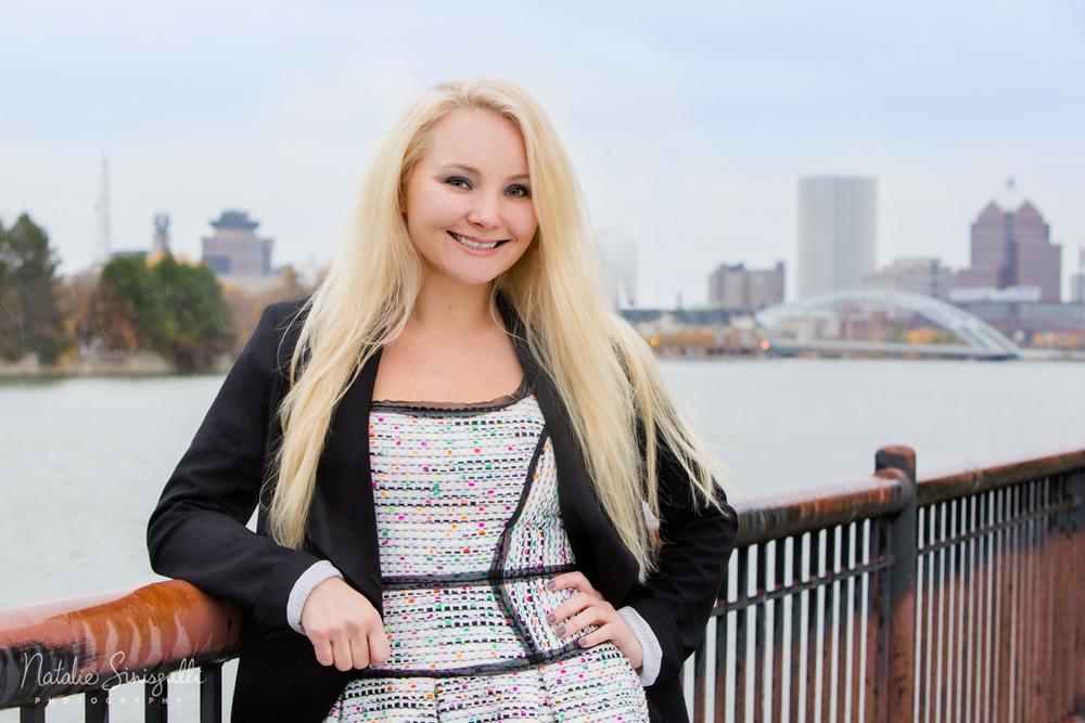 Yuliana Yurkevich, Insurance Agency Owner