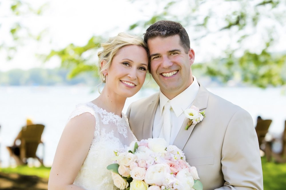 Kristina Bauter & Ben Vetter | Canandaigua Inn on the Lake