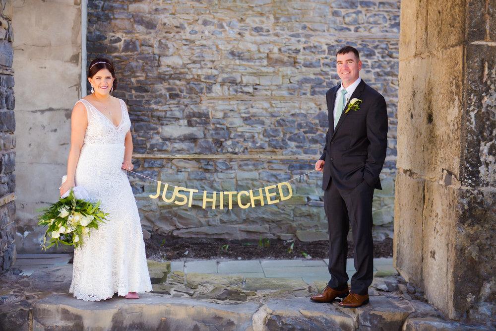 Brittney LaVoie & Coby Haenisch | St. Joseph's Park & Arbor Loft
