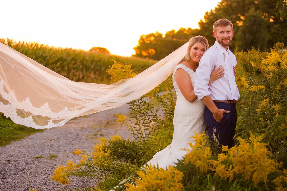 Bethany Wallace & Daniel Coleman | Avon Century Barn