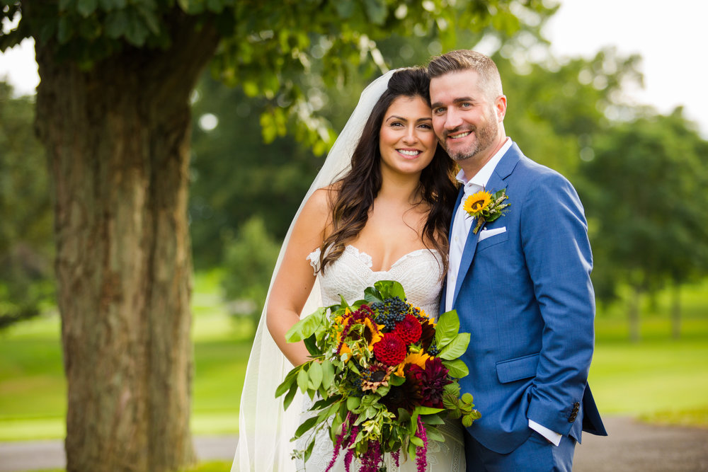 Nina Kazemian & Christopher Kennedy | Oak Hill Country Club