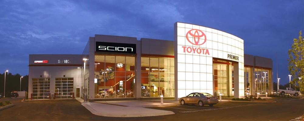 Premier Toyota
