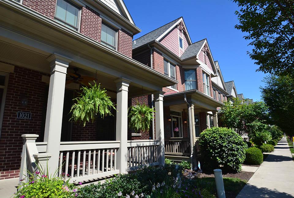 """Harrison Park Homes<br><em style=""""font-size: 14px"""">Columbus, Ohio</em>"""