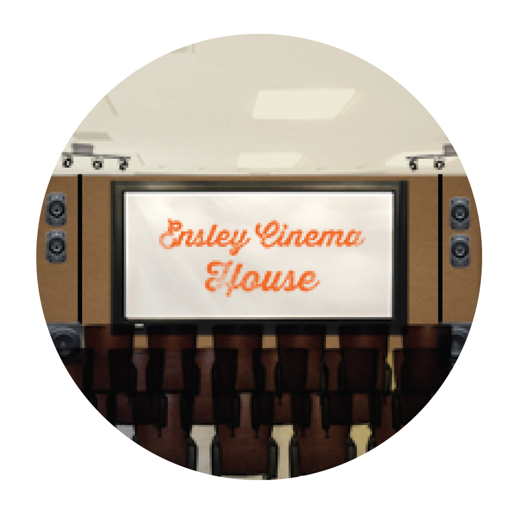 Ensley Cinema House