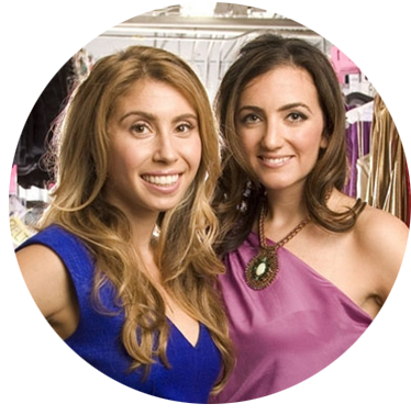 Jenn Hyman and Jenny Fleiss, Rent the Runway