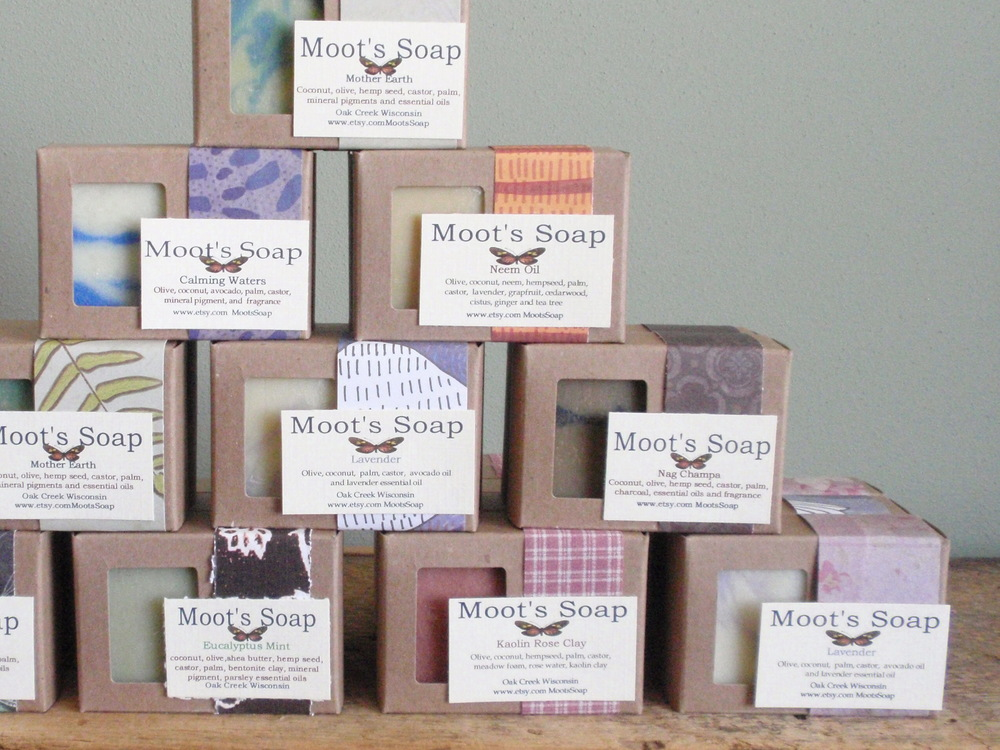 Handmade Soaps and Natural Skin Care