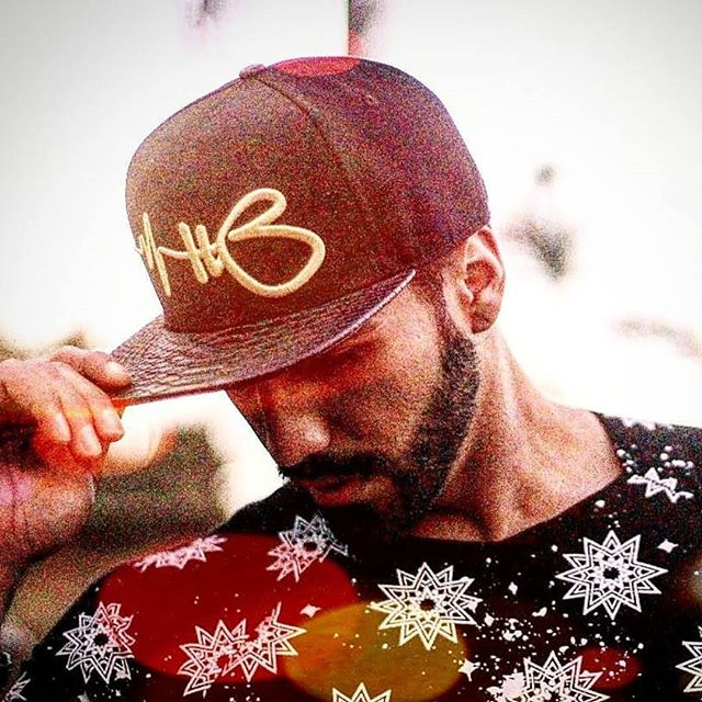 Gold/Black #HB Strapbacks available now at harberclothing.com!! Shout to @carlosgabo_ repping from #Brazil!! #HaveAReason #BeËveryReason #international #HāRBëRClothing