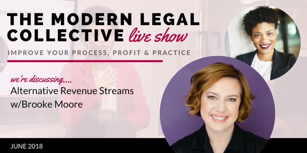 June 2018 //  Alternative Revenue Streams with Brooke Moore