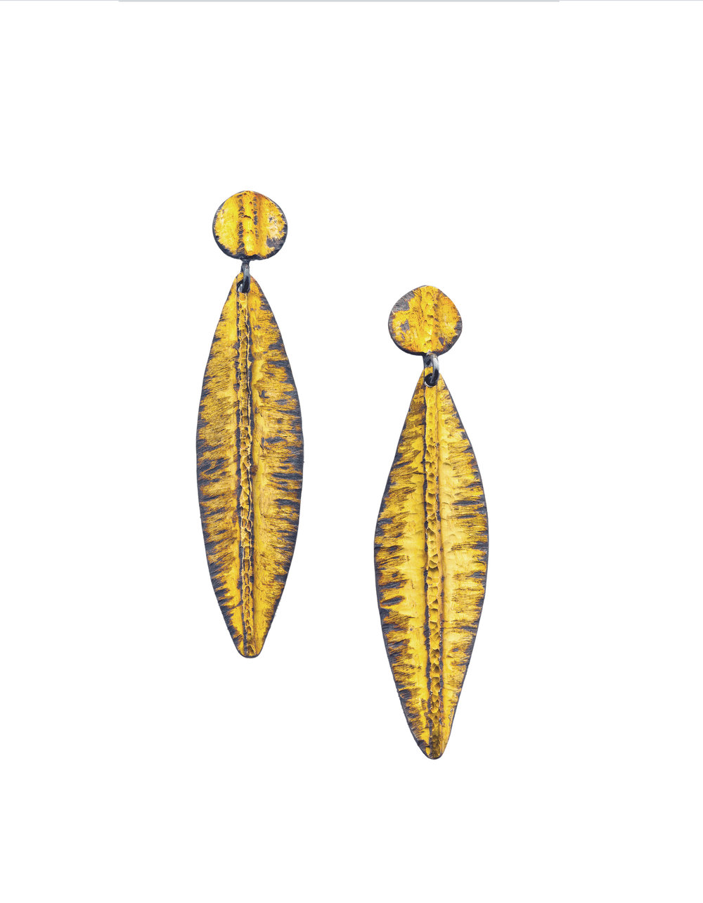 Amulet Earrings