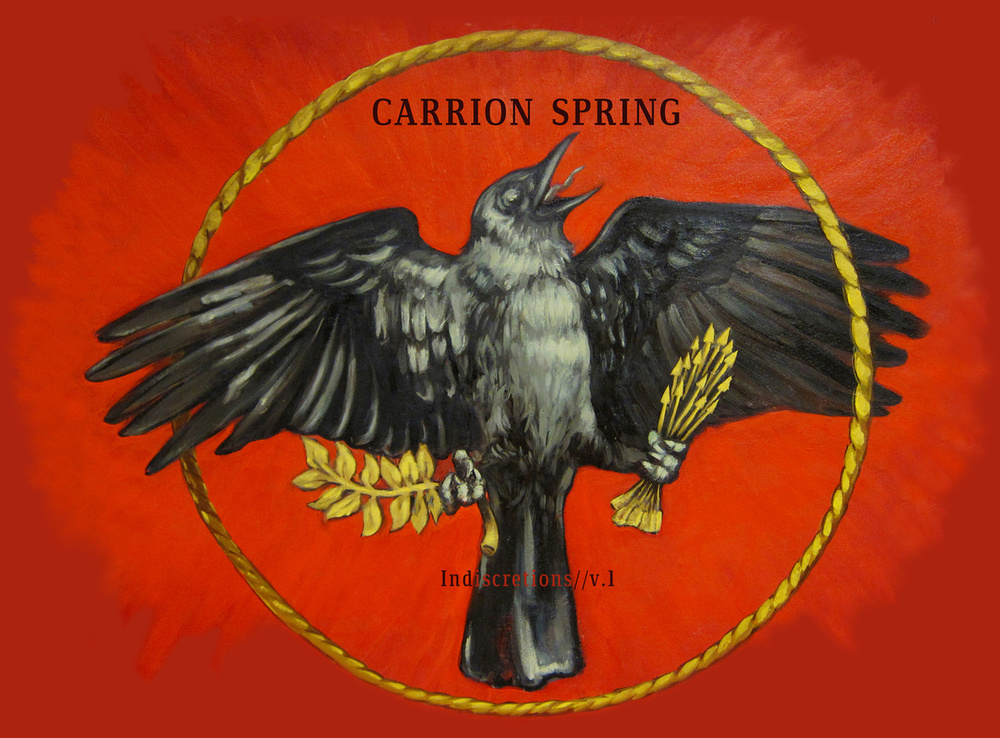CARRION SPRING - Adam