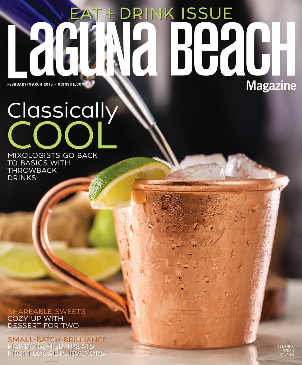 Laguna Beach food photographer