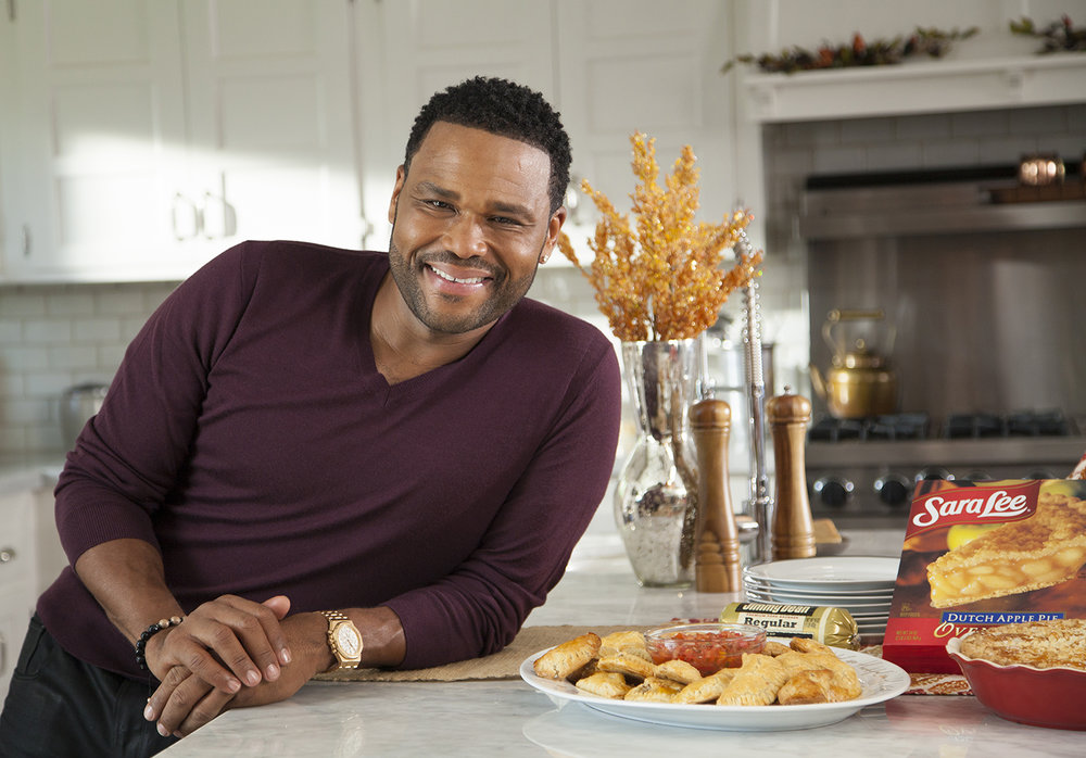 Tyson Foods - Actor Anthony Anderson