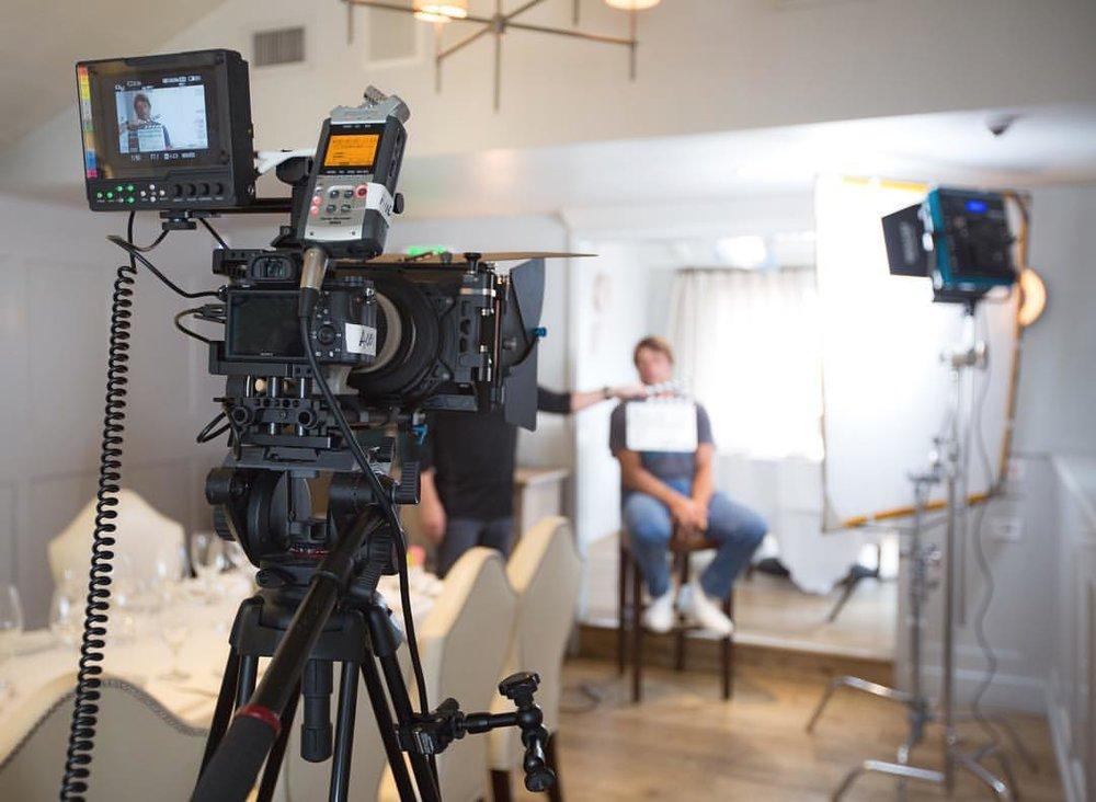 Restuarant promotional videos