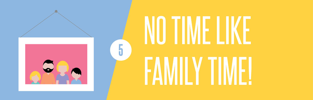 Time management no time like family time