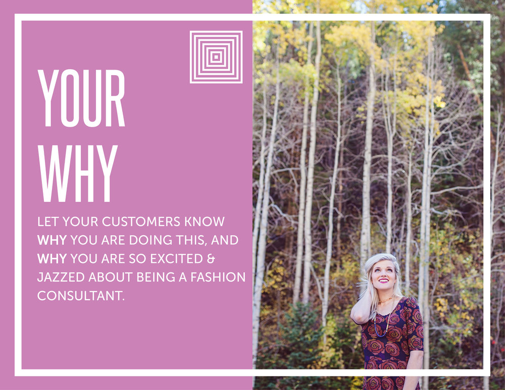 How to promote your facebook page and knowing your why